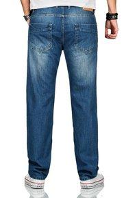 Alessandro Salvarini - Straight leg jeans - blau - 1