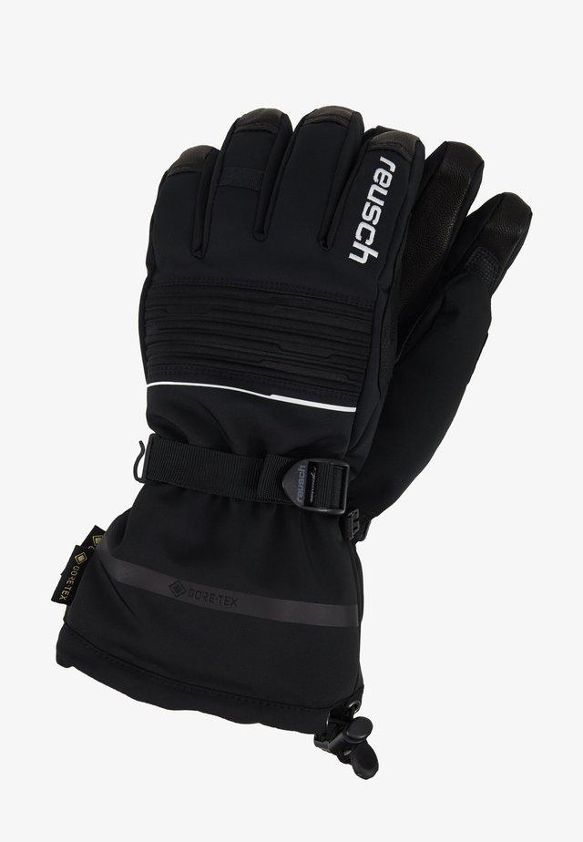 ISIDRO GTX® - Gloves - black/white