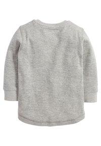 Next - UNISEX - Long sleeved top - grey - 1