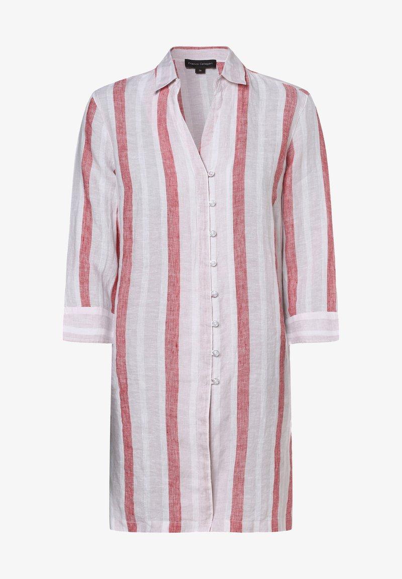 Franco Callegari - Button-down blouse - rot sand