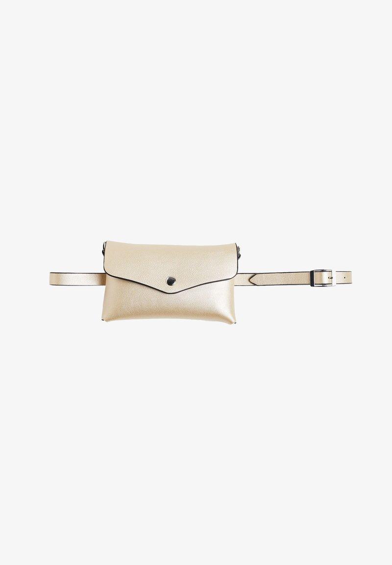 WE Fashion - Bum bag - gold