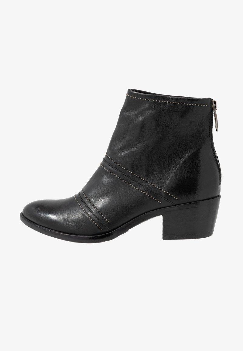 MJUS - Kotníkové boty - nero