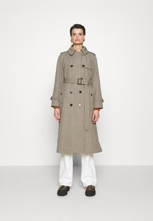 ALLY - Trenchcoat - light brown