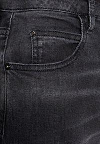 Opus - LANI AUTHENTIC - Straight leg jeans - authentic grey - 4