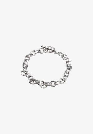 ARUNDO  - Bracelet - silberfarben poliert