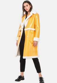 Oakwood - FEELING - Winter coat - yellow - 1