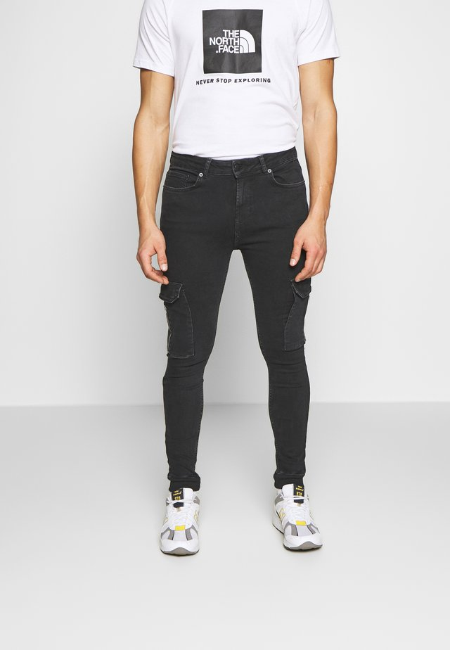 AUVA - Jeans Skinny Fit - black