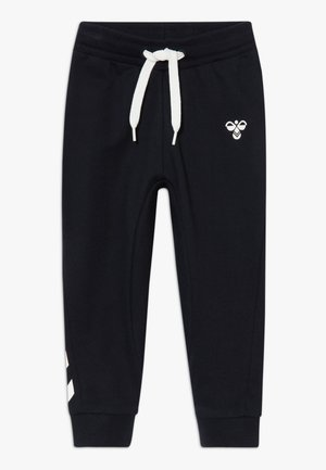 HMLAPPLE - Tracksuit bottoms - black