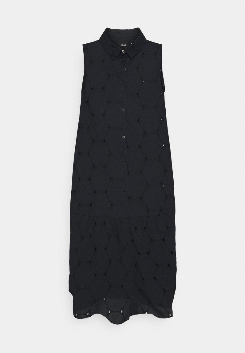 Zizzi - MALFIE DRESS - Day dress - black
