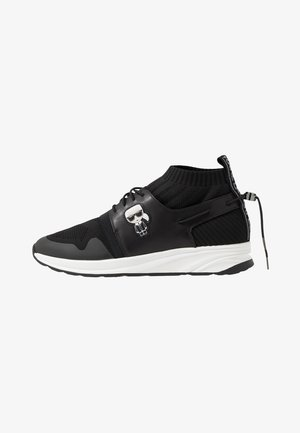 VEKTOR MID IKON RUNNER - High-top trainers - black