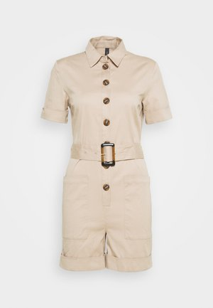 YASTALISA  - Jumpsuit - light taupe