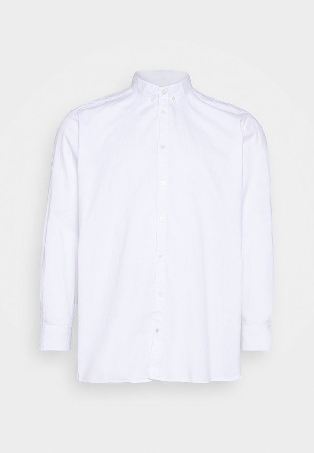 OXFORD BASIC - Shirt - white