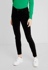 Lee - SCARLETT HIGH - Trousers - black - 0