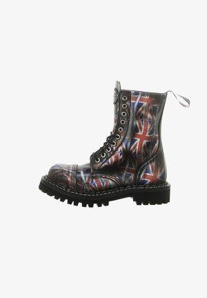 JACK - Platform boots - black