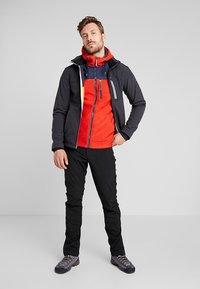 Icepeak - ATHOL - Fleece jacket - coral red - 1