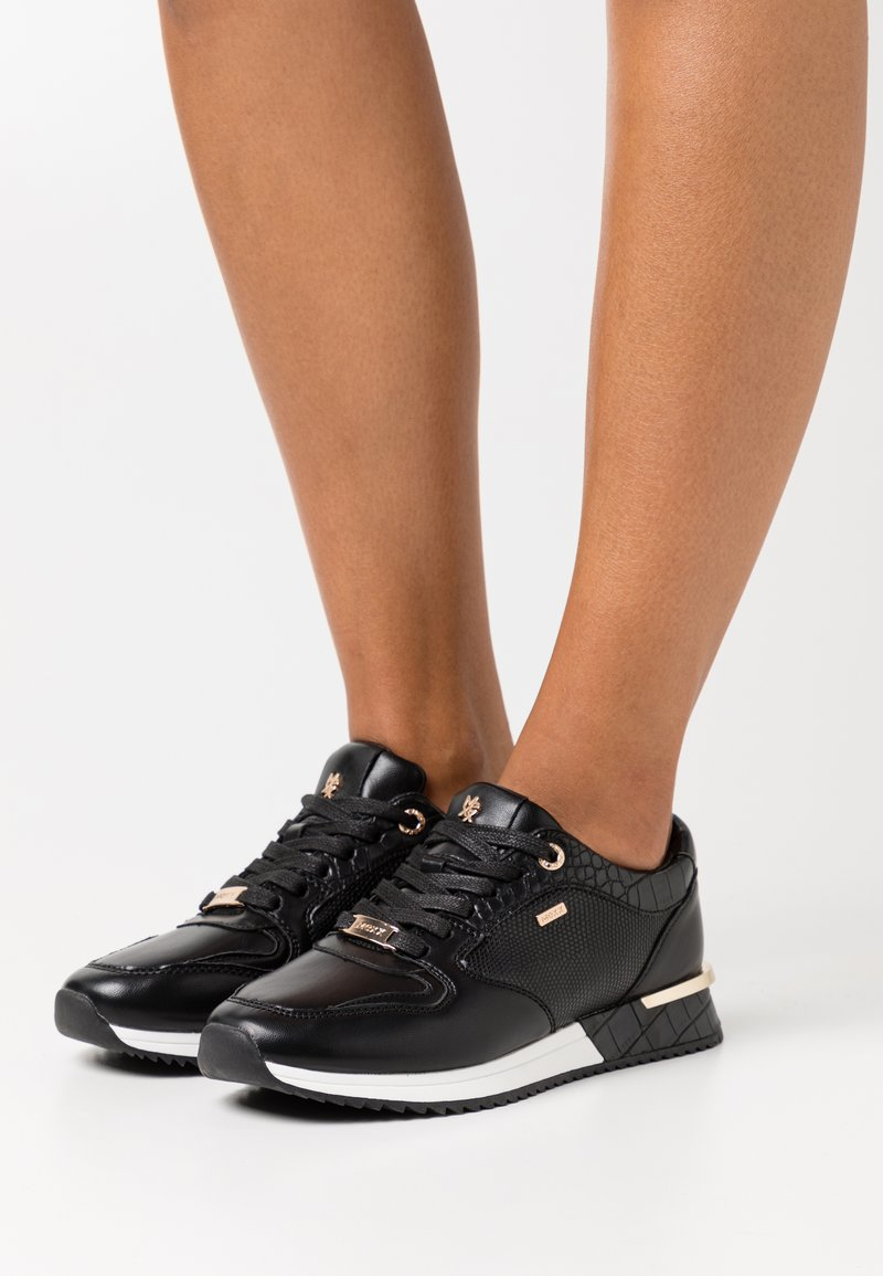 Mexx - FLEUR - Trainers - black
