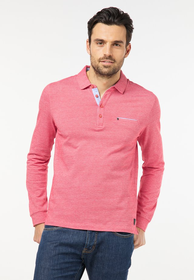 ACADEMY - Polo - red