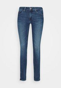 Tommy Jeans - SOPHIE ANKLE ZIP  - Jeans Skinny Fit - jasper mid blue - 6
