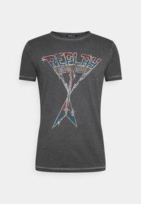 Replay - Print T-shirt - blackboard - 5