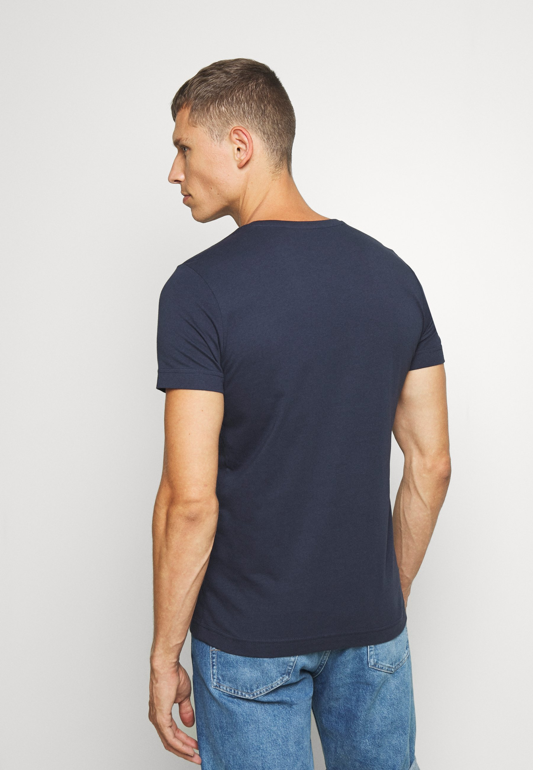 S.oliver T-shirts Med Print - Moon Rock