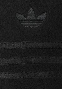adidas Originals - ZIP THRU - Fleece jacket - black - 8