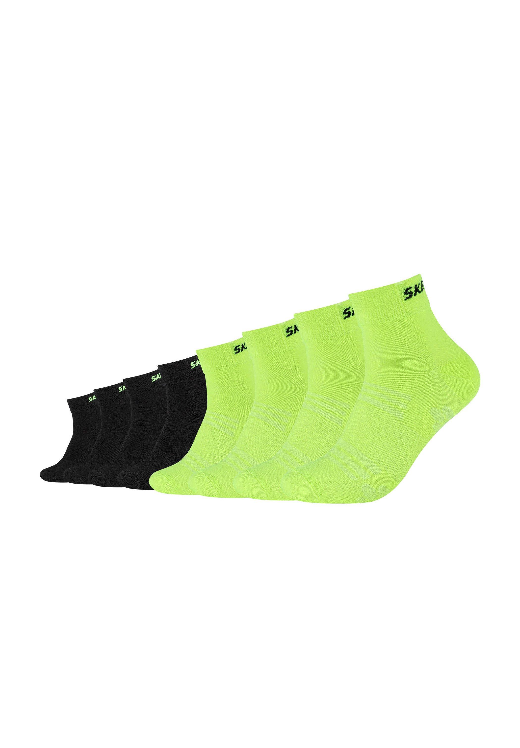 Herren BASIC QUARTER VENTILATION 8 PACK - Socken