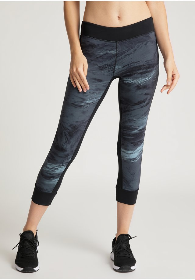 Leggings - aop shadowland hydro