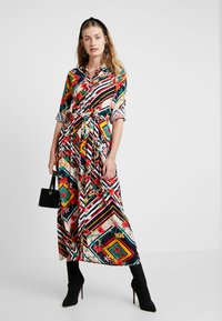 Cortefiel - LONG PRINTED DRESS - Maxi dress - multicoloured - 2