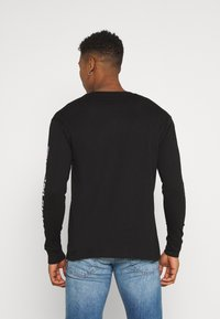 Cotton On - TBAR COLLABORATION TEE - Long sleeved top - black/nasa - space administration - 2