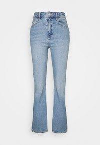 VINTAGE DISTRESSED FLARE - Flared Jeans - blue denim