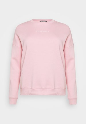 OVERSIZED - Sweater - pink