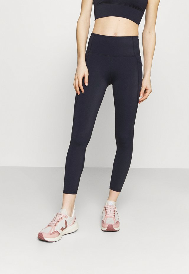 ULTIMATE BOOTY 7/8 - Collant - navy
