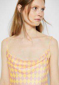 Olivia Rubin - AUBREY - Cocktail dress / Party dress - pink/yellow - 7