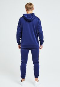 Illusive London Juniors - Hoodie - blue & orange - 2