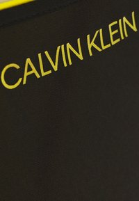 Calvin Klein Jeans - DOUBLE LAYER SLIP - Kjole - black beauty - 2