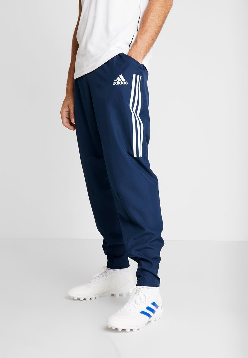 adidas Performance - SPAIN FEF PRESENTATION PANTS - National team wear - collegiate navy