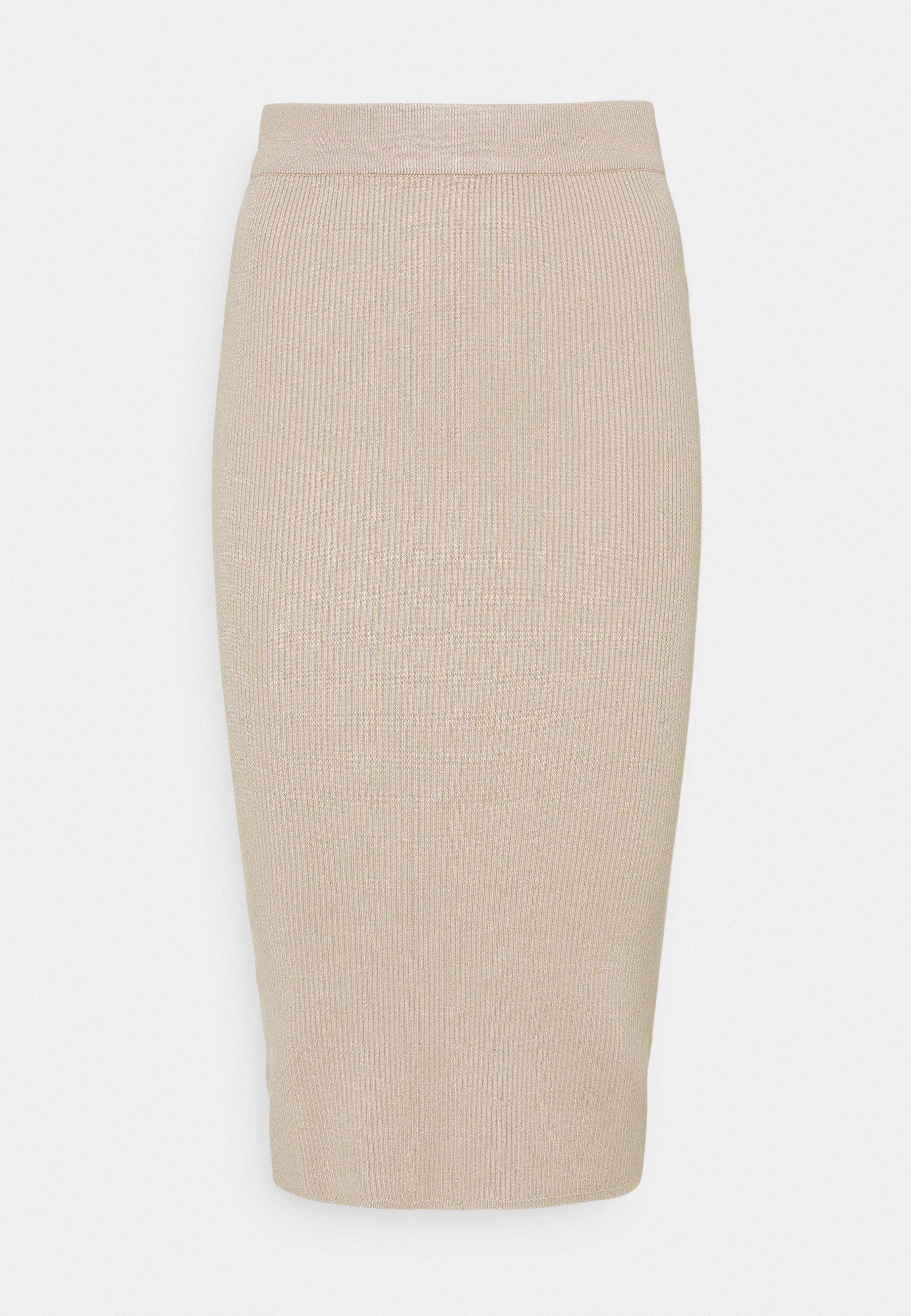 Women AVA KNITTED SKIRT - Pencil skirt