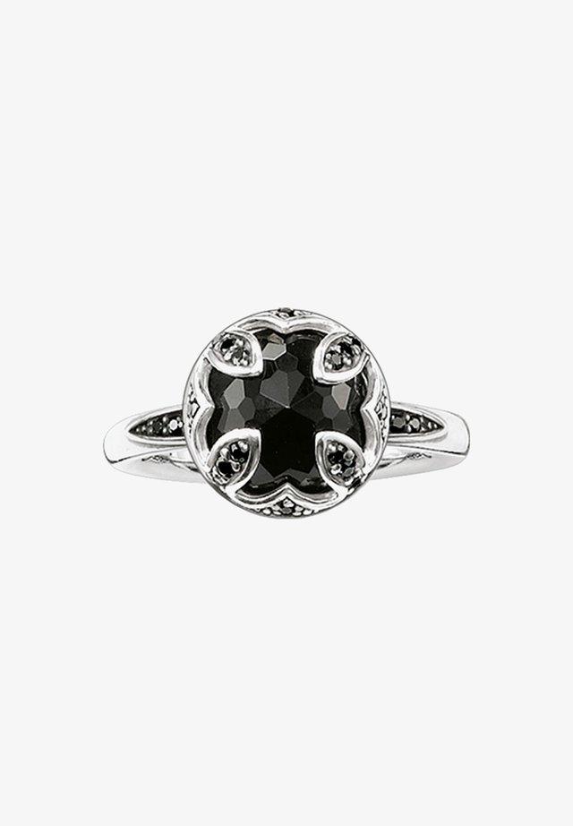 LOTOS - Ring - silber