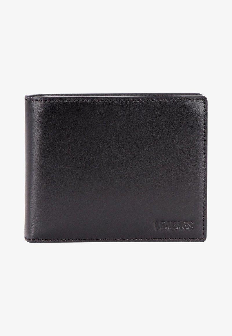 Leabags - ILLINOIS - Wallet - black
