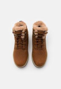 Jack Wolfskin - JACK WT MID  - Winter boots - cognac/mocca - 3