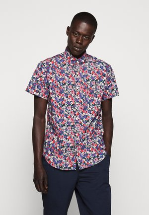 SPRINGFIELD FLORAL - Shirt - sage red