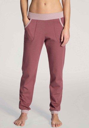 Pyjama bottoms - feminine rose