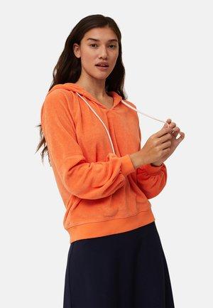 MARNIE  - Hoodie - light orange