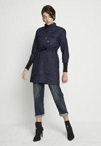 G-Star - SHIRT DRESS - Denim dress - raw denim - 2