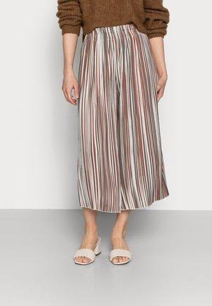 PLISSÉE - Trousers - multicolour
