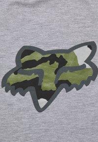 Fox Racing - PREDATOR TECH TEE - T-Shirt print - heather graph - 2