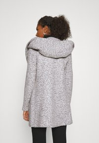 ONLY - ONLNEWSEDONA COAT - Abrigo corto - cloud dancer melange - 2
