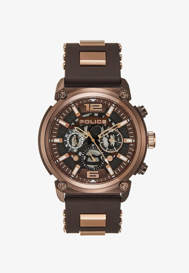 ARMOR - Orologio - darkbrown