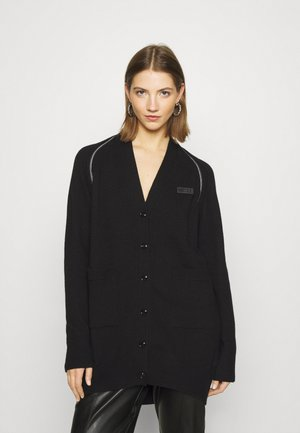 M-CLEO  - Strickjacke - black