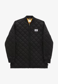 Vans - WM BOOM BOOM 66 LONG JACKET - Light jacket - black - 3